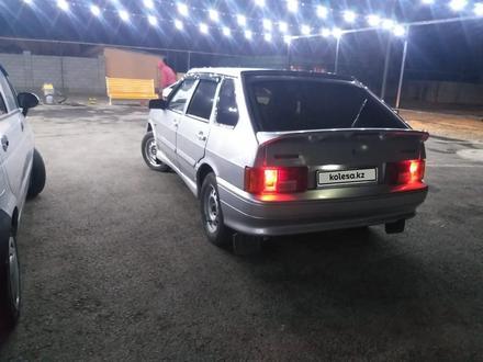 ВАЗ (Lada) 2114 (хэтчбек) 2008 года за 880 000 тг. в Темирлановка – фото 2