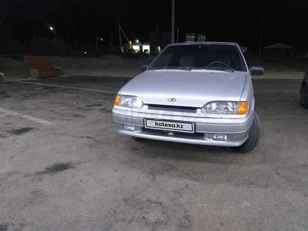 ВАЗ (Lada) 2114 (хэтчбек) 2008 года за 880 000 тг. в Темирлановка – фото 3