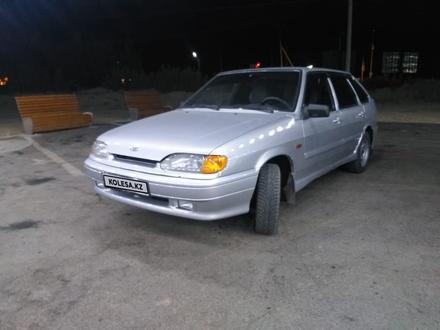 ВАЗ (Lada) 2114 (хэтчбек) 2008 года за 880 000 тг. в Темирлановка – фото 5