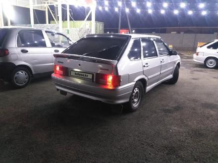 ВАЗ (Lada) 2114 (хэтчбек) 2008 года за 880 000 тг. в Темирлановка – фото 6