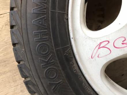 Диски с зимней резиной на Subaru за 100 000 тг. в Алматы – фото 4