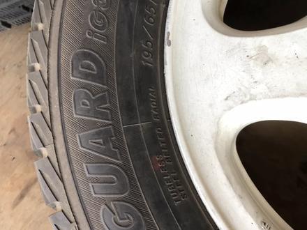 Диски с зимней резиной на Subaru за 100 000 тг. в Алматы – фото 5