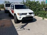 Mitsubishi L200 2008 года за 4 800 000 тг. в Алматы – фото 2