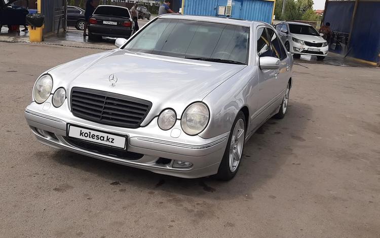 Mercedes-Benz E 320 2000 года за 3 900 000 тг. в Шымкент