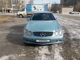 Mercedes-Benz CLK 240 2002 года за 2 650 000 тг. в Семей