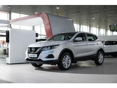 Nissan Qashqai XE 2.0 CVT 4WD 2021 года за 12 130 700 тг. в Алматы