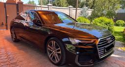Audi A6 2019 года за 31 500 000 тг. в Алматы