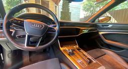 Audi A6 2019 года за 31 500 000 тг. в Алматы – фото 4
