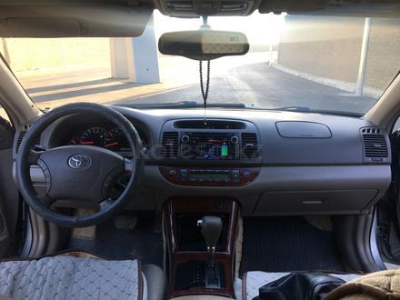 Toyota Camry 2005 года за 5 000 000 тг. в Актау – фото 11