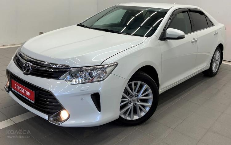 Toyota Camry 2015 года за 12 800 000 тг. в Костанай
