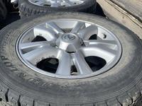 Toyota Land Cruiser комплект дисков за 100 000 тг. в Щучинск