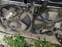 Вентилятор охлаждения радиатора за 7 000 тг. в Алматы