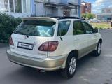 Lexus RX 300 2000 года за 3 900 000 тг. в Петропавловск – фото 4