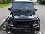 Фара MERCEDES G-class W463 92-06 черные линза тюнинг комплект R… за 155 000 тг. в Алматы – фото 2