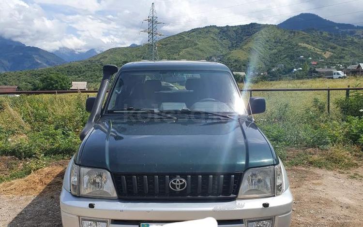 Toyota Land Cruiser Prado 1999 года за 3 550 000 тг. в Алматы