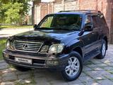 Lexus LX 470 2005 года за 10 700 000 тг. в Алматы – фото 2