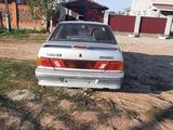 ВАЗ (Lada) 2115 (седан) 2003 года за 870 000 тг. в Актобе – фото 4