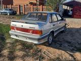 ВАЗ (Lada) 2115 (седан) 2003 года за 870 000 тг. в Актобе – фото 5