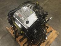 Двигатель Toyota Highlander (тойота хайландер) за 44 000 тг. в Нур-Султан (Астана)