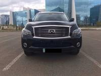 Infiniti QX80 2014 года за 15 500 000 тг. в Нур-Султан (Астана)