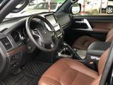 Toyota Land Cruiser 2018 года за 31 500 000 тг. в Алматы – фото 2