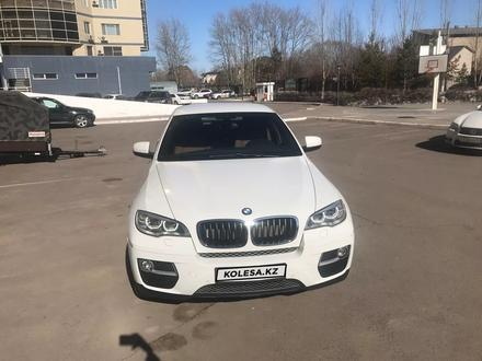 BMW X6 2012 года за 11 300 000 тг. в Нур-Султан (Астана)
