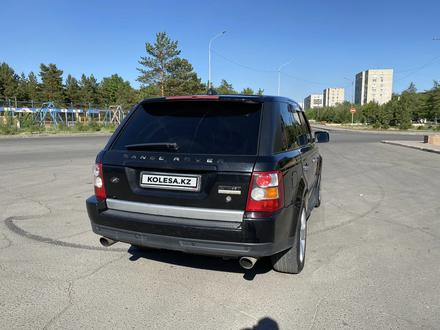 Land Rover Range Rover Sport 2007 года за 4 500 000 тг. в Павлодар – фото 4