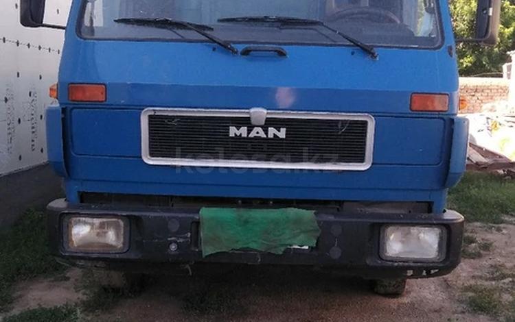 MAN  Man 8.150 1992 года за 3 600 000 тг. в Талдыкорган
