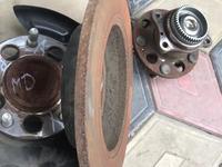 Тормозные диски задние за 5 500 тг. в Алматы