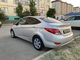 Hyundai Accent 2013 года за 2 600 000 тг. в Атырау – фото 4