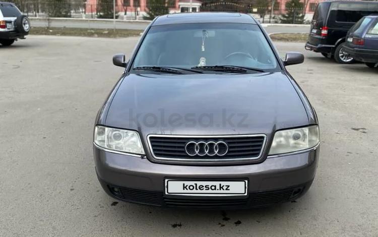 Audi A6 1997 года за 2 550 000 тг. в Петропавловск