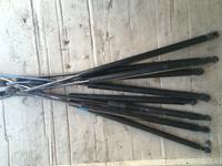 Амортизатор (торсион) капота Prado 150 за 5 000 тг. в Алматы