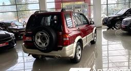 Suzuki Grand Vitara 2000 года за 3 000 000 тг. в Павлодар – фото 3