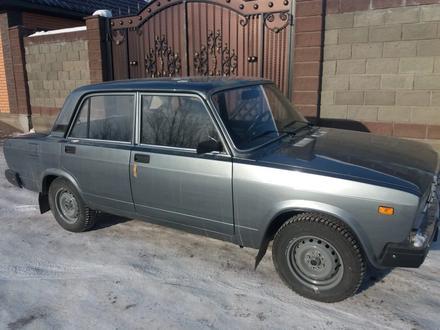 ВАЗ (Lada) 2107 2011 года за 1 800 000 тг. в Уральск – фото 2