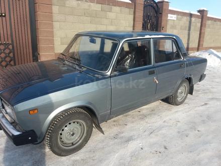ВАЗ (Lada) 2107 2011 года за 1 800 000 тг. в Уральск – фото 4