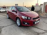 Chevrolet Aveo 2013 года за 3 900 000 тг. в Туркестан – фото 2