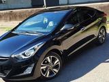 Hyundai Elantra 2015 года за 6 100 000 тг. в Алматы