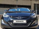 Hyundai Elantra 2015 года за 6 100 000 тг. в Алматы – фото 5