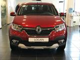Renault Logan Stepway Drive AT 2021 года за 7 467 000 тг. в Караганда