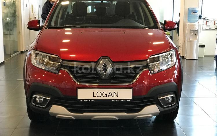 Renault Logan Stepway Drive AT 2021 года за 8 026 000 тг. в Караганда