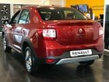 Renault Logan Stepway Drive AT 2021 года за 7 467 000 тг. в Караганда – фото 3