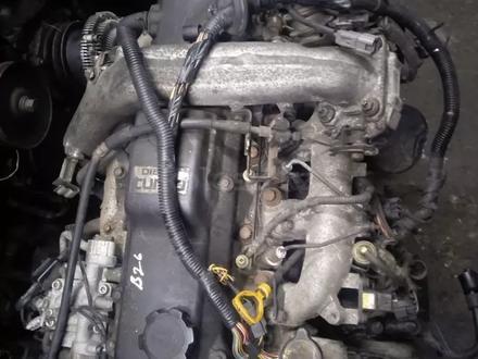 Двигатель 1kz 4m40 в Алматы
