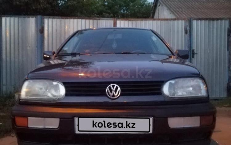Volkswagen Golf 1993 года за 920 000 тг. в Петропавловск