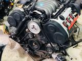 Контрактный двигатель Audi ASN объём 3.0Литра за 420 450 тг. в Нур-Султан (Астана)
