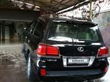 Lexus LX 570 2009 года за 14 500 000 тг. в Костанай – фото 3