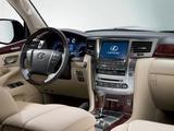 Lexus LX 570 2009 года за 14 500 000 тг. в Костанай – фото 5