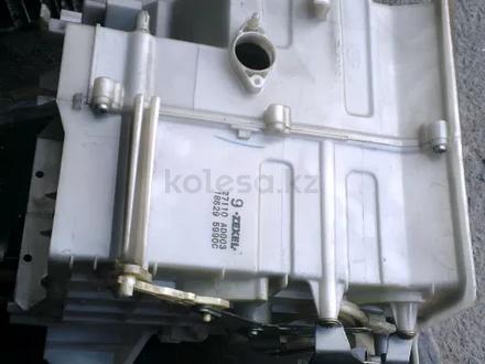 Корпус печки электро моторчик заслонки ниссан пессаж в Алматы – фото 3
