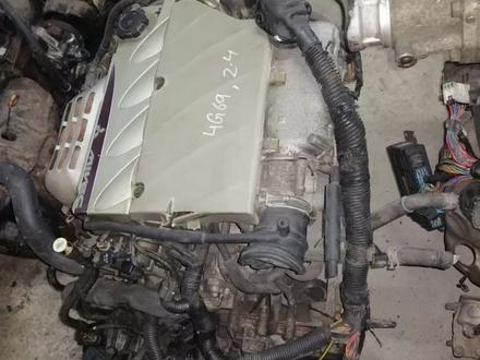 4G69 двигатель mitsubishi Outlander за 190 000 тг. в Алматы