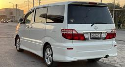 Toyota Alphard 2005 года за 4 800 000 тг. в Туркестан – фото 4
