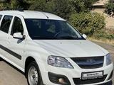 ВАЗ (Lada) Largus (фургон) 2018 года за 4 600 000 тг. в Шымкент